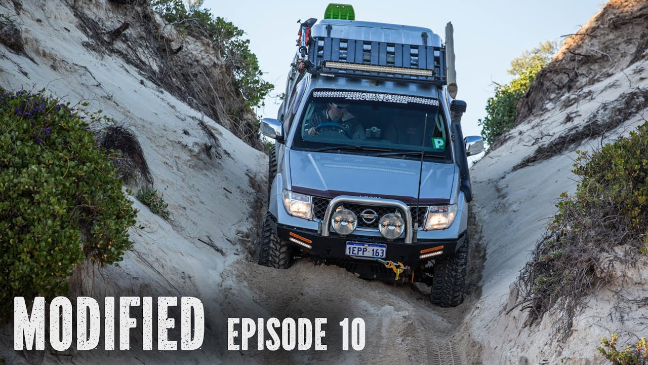 Modified Nissan Navara D40 Modified Episode 10 Youtube