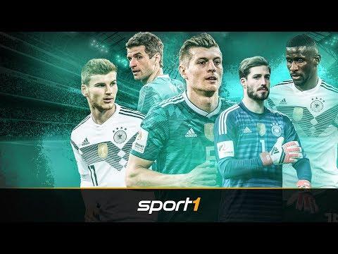 Löws Streichliste: Welche DFB-Stars müssen ums WM-Ticket zittern?   SPORT1
