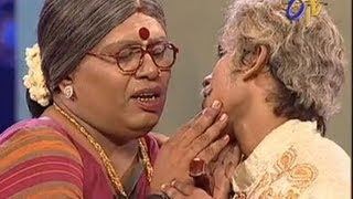 Jabardasth - Roller Raghu Performance on 2nd May 2013
