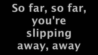Mariah Carey - Slipping Away (lyrics on screen)