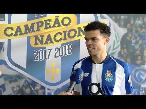 Pepe: 'O FC Porto continua a ser um clube muito especial' (08/01/19)