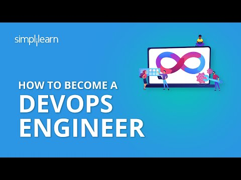 How To Become A DevOps Engineer | Who Is A DevOps Engineer? | DevOps Engineer Skills | Simplilearn