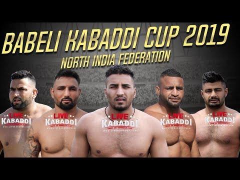 🔴LIVE Babeli (Phagwara) Kabaddi Cup 2019 | LIVE KABADDI