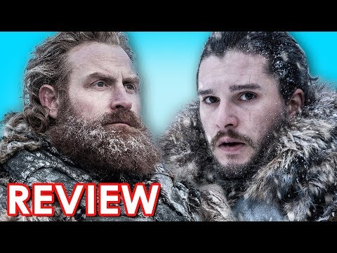 "Game of Thrones Season 7 Episode 6 REVIEW ""Beyond the Wall"""