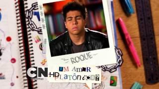 Cartoon Network Brasil HD: Cuaderno de Perguntas: Roque [UN CQ]