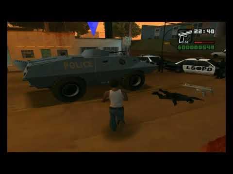 GTA San Andreas: Any% Speedrun in 26:23 [World Record]