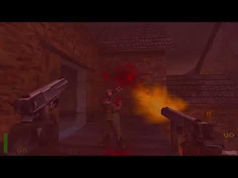 #6 - Return To Castle Wolfenstein Gameplay Deutsch Uncut PC
