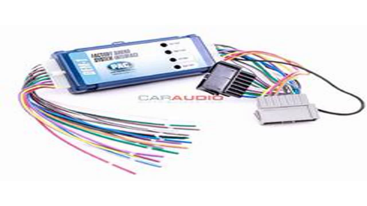 pac roem nis1 system interface kit replace factory radiointegrate factory a  pac roem nis2 wiring diagram #14