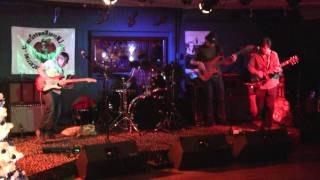 Karmic Juggernaut / homegrownradionj.com benefit show / The Stanhope House : Stratus (Billy Cobham)