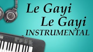 Le Gayi Le Gayi Instrumental Cover by NerdMusic