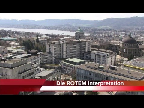 Die Interpretation der ROTEM Analyse