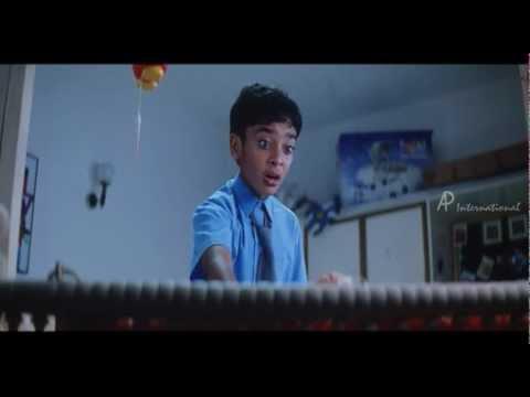 Kannadi Pookkal - Master Ashwin