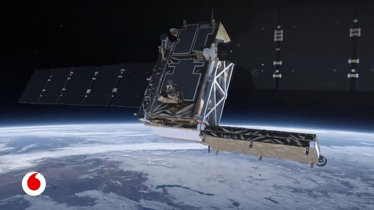 Así funcionan los satélites que utilizamos cada día sin saberlo