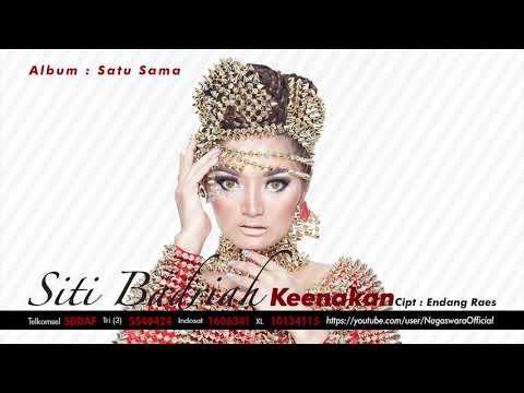 Siti Badriah - Keenakan (Audio Video)
