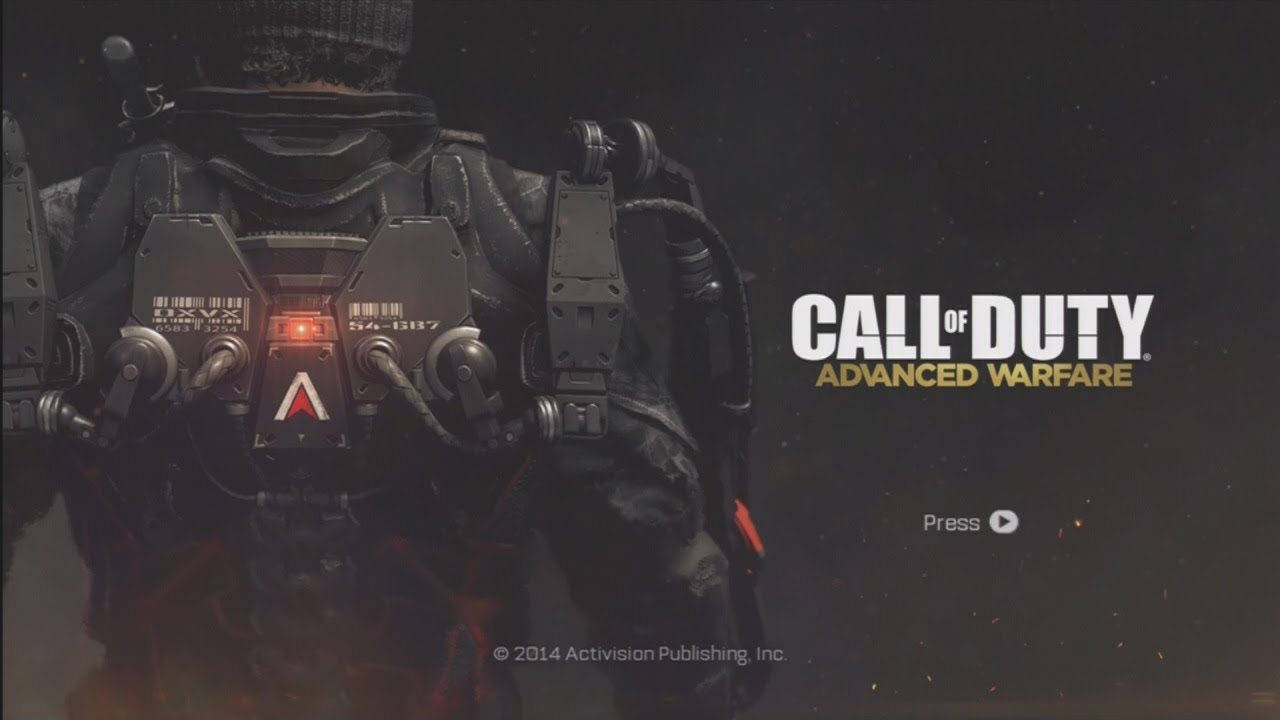 Call Of Duty Advanced Warfare All Unlockable Weapons Items Level 50 Prestige Loadout Youtube