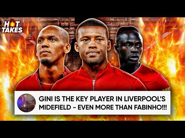 The Player Who Will WIN Liverpool The Title Is...| #Hottakes