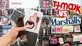 MARSHALLS VS TJMAXX! WHAT