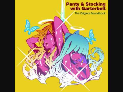 Panty and Stocking with Garterbelt - Fallen angel (Ending Song)
