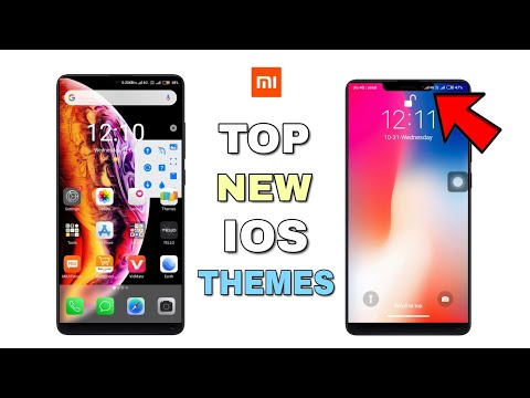 Top New IOS 2019 Themes For MIUI 10 | Make Your Device IOS