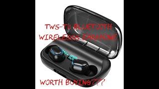 TWS T11 True Wireless Stereo Bluetooth Earphone (English Revie…