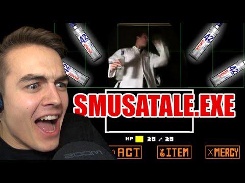 """Smusa hledá na YouTube """"Smusa"""""""