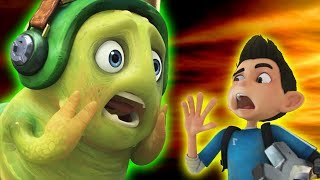 Insectibles   Episode #8 SAPPY   Funny Cartoons For Children   Oddbods & Friends