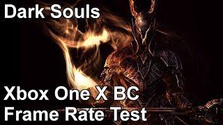 Dark Souls Xbox One X vs Xbox One vs Xbox 360 Backwards Compatibility Frame Rate Test