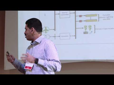 Community Microgrids for a Sustainable Future | Avnaesh Jayantilal | TEDxEastsidePrep