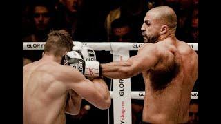 Badr Hari VS Rico Verhoeven fight HIGHLIGHTS