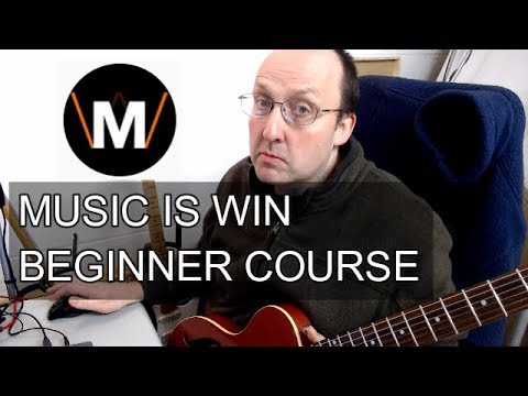 The Best Beginner Guitar Course Ever - Music Is Win/Tyler Larson - Review