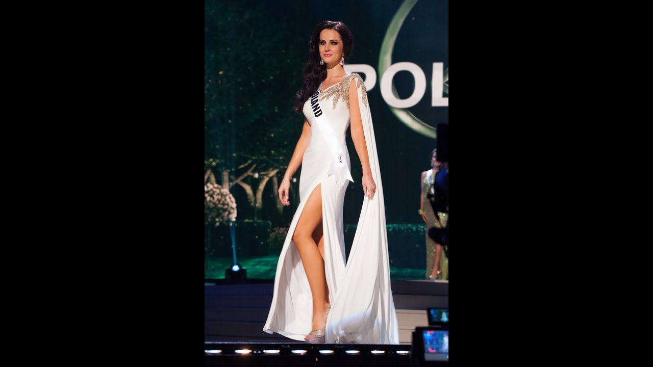 Miss Universe 2015 - Preliminary Evening Gown Competition - YouTube