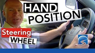 How to Position Your Hands on the Steering Wheel   Passing A Road Test Smart