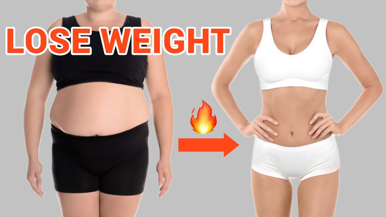 Sweat & Burn Fat Fast! 8 Min STANDING INTENSE HIIT Workout, No Equipment