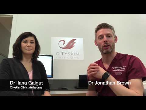 How to improve the jawline and chin with dermal fillers | Cityskin Melbourne