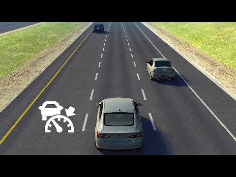 Adaptive Cruise Control - Chevrolet Safety