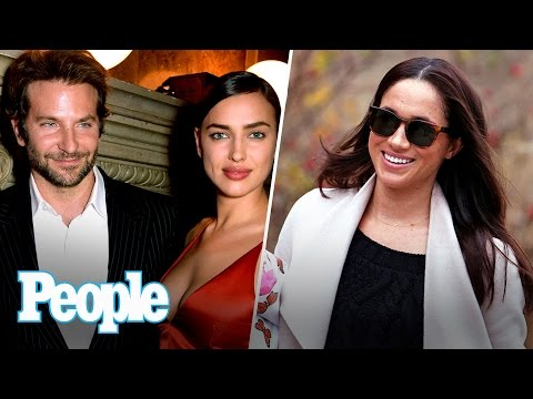 Inside Bradley Cooper & Irina Shayk's Baby News, Prince Harry & Meghan Markle | People NOW | People