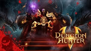 Dungeon Hunter 5 – Action RPG Gameplay - Android / IOS Gameplay