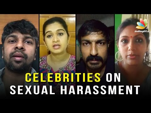 Exclusive: Celebrities Speak Out About SEXUAL Harassment