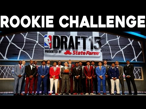 NBA 2K16 MyLeague Challenge | All-Rookie Team | SO CLOSE!