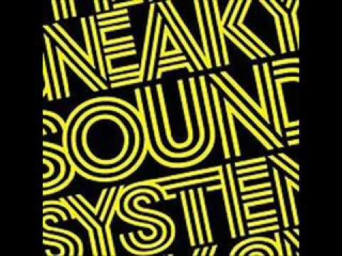 UFO- Sneaky Sound System