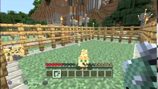 Minecraft Easy Lion Tamer Latest Patch PS3/PS4/PS Vita