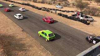 Tony Rust Race Track - Racing from Namibia