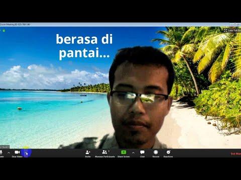TOTURIAL EDIT BACKROUND VIDEO TANPA GREEN SCREEN DI ANDROID.