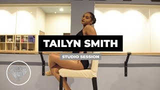 TAILYN SMITH | STUDIO SESSION | SEVYN STREETER SEX ON THE CEILING