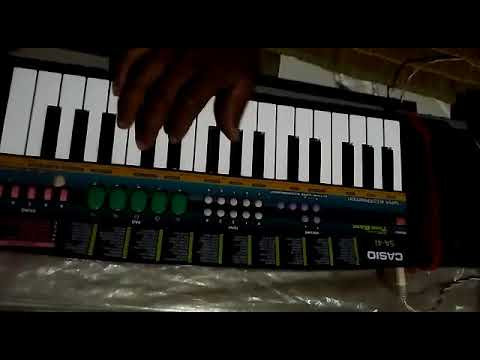 Odia piano note of Halua song