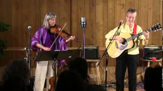 """Judy Fjell performing """"Spirit of Life"""""""