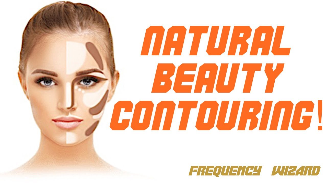 Get SuperNatural Facial Contouring Fast! No More Make Up Needed! Binaural Beats Frequency Wizard