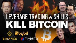 Bybit/BitMex Shill Scheme EXPOSED! Getting Rich While Their Subs LOSE!