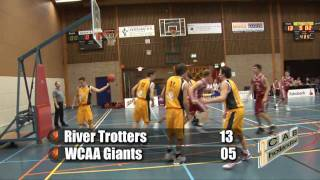 River Trotters U18 WCAA Giants (jan 2010)