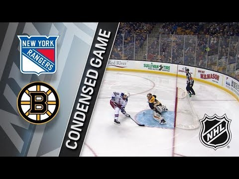 New York Rangers vs Boston Bruins – Dec. 16, 2017 | Game Highlights | NHL 2017/18. Обзор матча